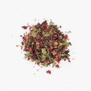 Loose leaf native Australian detox tea