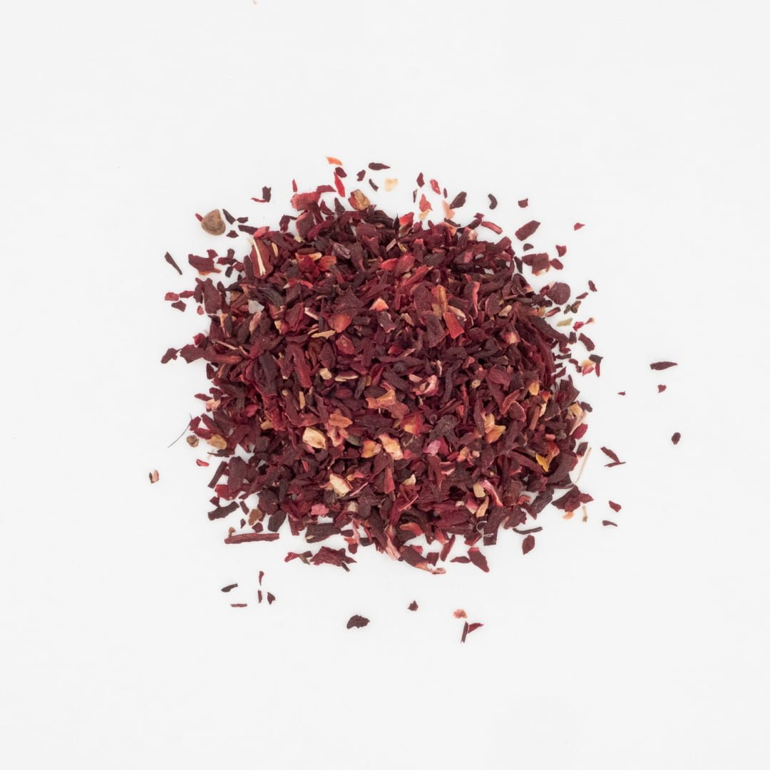 XO Tea_Hibiscus (Egypt)_Loose Leaf_DSCF1139